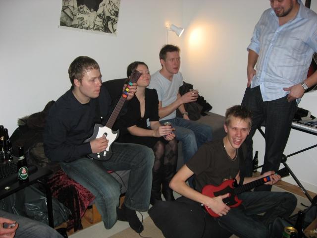 Fest ved Rasmus 17