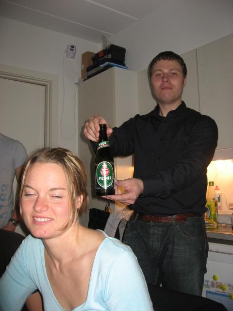 Fest ved Rasmus 21