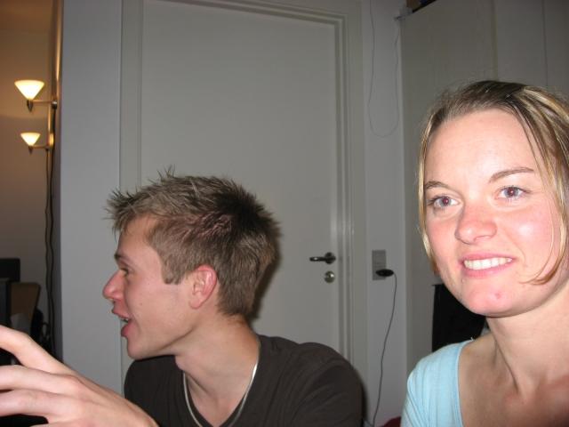Fest ved Rasmus 25