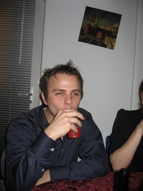 Fest ved Rasmus 7