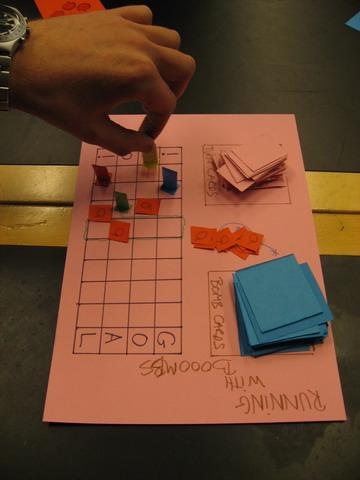 Game play workshop