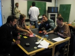 Game play workshop